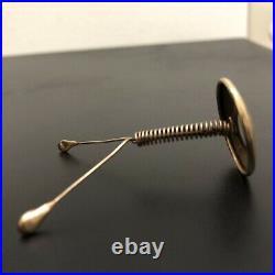 1930s Antique Pessary 14k Gold IUD- Vintage Medical Equipment