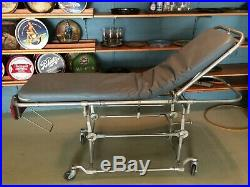 1956 Vintage Washington Stretcher Gurney Ambulance Medical Equipment