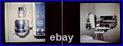 1960s Vintage Medical Testing Equipment 35mm Slide Set of 2
