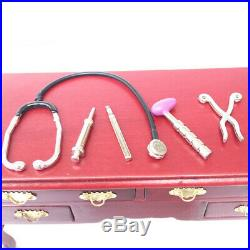 1/12 Scale 5pcs Alloy Set Medical Equipment for Dolls House ACCS