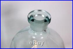 4 Antique Aqua GlassMedicineApothecaryChemistVintage PharmacyPoison Bottles