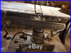 AMSCO Vintage Operating Table, Model 1075