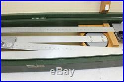 Ahrend A. ROTT Vintage Planimeter D. B. P. In Vintage Case