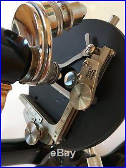 Antikes Historisches Reichert Austria Mikroskop / vintage Reichert microscope