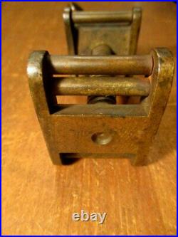 Antique Civil War Amputation Tourniquet Vintage Medical Equipment
