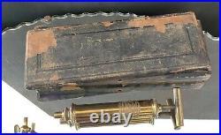 Antique Mayer & Meltzer Aspirator (Vintage Surgical Medical Equipment Kit Set)