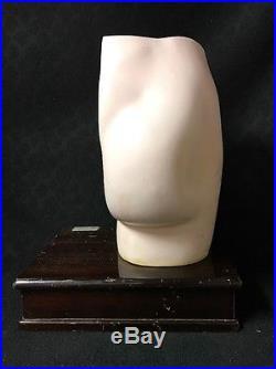 Antique Vintage Clay Adams Female Pelvis Hip bone Uterus Anatomical Model