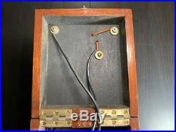 Antique vintage medical equipment