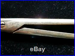 Antique vintage medical equipment- Suture Scissors Matthey Brothers- Germany