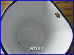 Armco Porcelain Enamelware Vintage Medical Irrigation Hospital Equipment