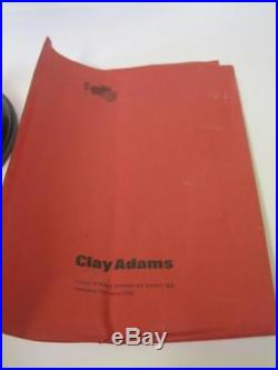Awesome Vintage Clay Adams Teaching Model Labyrinth P-2135 Biology Anatomical