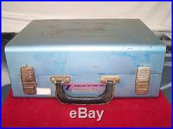 Brown Electro-dermatone Skin Grafting Machine Instrument Vintage Model 616
