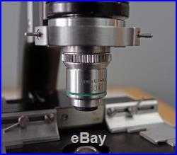 Bausch & Lomb Vintage Li-2 Dynoptic Petrographic Polarizing Lab Microscope, 1967