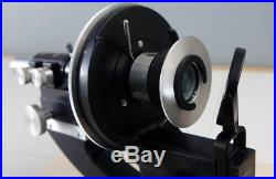 Bausch & Lomb Vintage Li-2 Petrographic Polarizing Microscope Stand For Parts