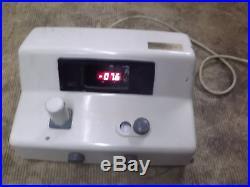 Bausch & Lomb Vintage Spectrometer Spectrophotometer 11 Volt Cat No 32.29.0