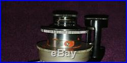 Bausch & Lomb condenser Microscope Part Heavy Looks vintage