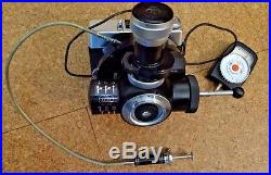 CARL ZEISS C35 C 35 Vintage Camera for Zeiss Microscope withattachments