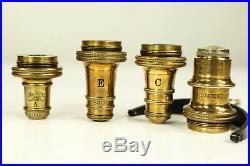 Carl Zeiss Jena Mikroskop Nr 49874 Bierseidel Antik um 1910 Vintage Microscope