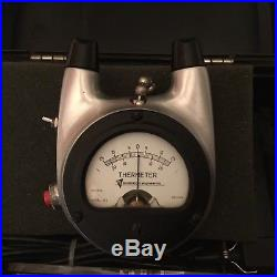 Chiropractic Murdoch Thermeter Chiropractor Nervoscope withcase Vintage