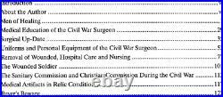 Civil War Medical Instruments Equipment Book 3 Vintage