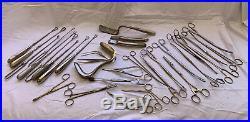 Collection Of Antique Vintage German Medical Equipment Instrument Lot