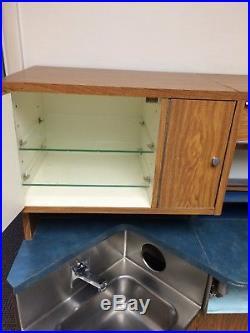 Dental Cabinets Vintage Pelton & Crane The Executive Model