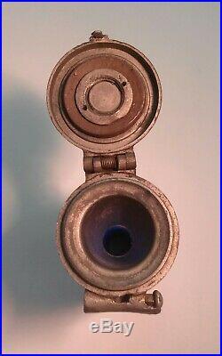 Dr. Dettweilers Sputum Bottle. Medical. Tuberculosis. Vintage Medical Equipment