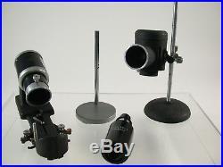 ERNST LEITZ Wetzlar Leica microscope accessory Mikroskop vintage lot /18H