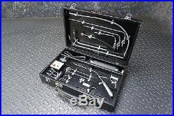 Ellis Optical Ellispection Case Mirrors Magnifiers Light Vintage