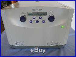 Eppendorf 5702R Centrifuge w Rotor, Buckets, Vacutainers, Caps, Vintage 11/ 2014