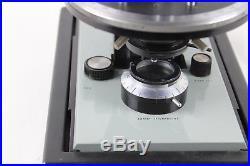 Glub 185 Vintage Microscope by James Swift & Son
