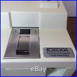 Idexx VetTest Vet Test 8008 Chemistry Analyzer + Snap Reader Series II VTG2
