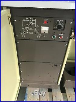 Jeol JEM-100S Electron Microscope System, Power Unit, Control Assembly, Vintage