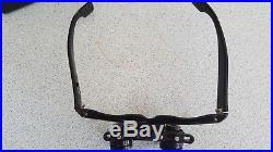 KEELER MAGNIFYING Glasses LOUPES Vintage Case