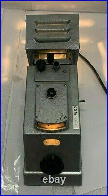 Klett Summerson Photoelectric Colorimeter Medical Equipment Model 800-3 Vintage