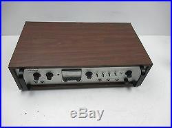 Lafayette Instrument 76771 Cyborg EEGBL541 Vintage EEG Analog Lab Meter Rare