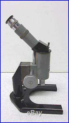 Leitz Wetzler Opto-metric Tools Toolmaker's Inspection Microscope, Vintage