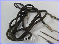 Lot ESI Wappler Cystoscopes / Vintage Medical Equipment Scopes & Accessories