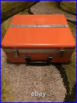 MCI Biophone 3502 Orange EKG Vintage Medical Equipment