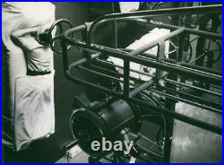 Medical equipment being used Vintage photograph 3309281