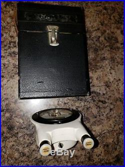Nervoscope Chiropractic Gonstead, RARE VINTAGE, Case, Porcelain Model STS Type P