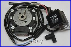 PVL Racing Analog Ignition System for Maico GM 500 GM500 Vintage Bike Coil CDI