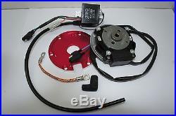 PVL complete analog System for Suzuki LT 500 R Quad Trike CDI Coil Vintage Cross
