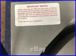 Pentax Medical Video Colonoscope Kit Vintage Medical Equipment Unused