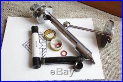 Rare Carl Zeiss Jena Nr. 5907 Polarisation Set Stand Microscope Meter vintage