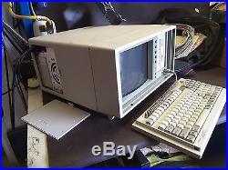 Rare Vintage Piccolo Autoscope 23-b0005 Portable Computer V6a-9 Bi-link $249