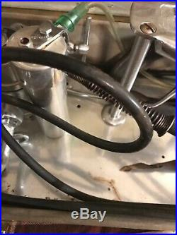 Rare Vintage Stephenson Minuteman Resuscitator Collector's Medical Equipment