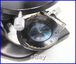 Reichert Wien Vintage Field Microscope Mineralogy, Gemology, Geology, Petrographic