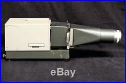 Sam Haskins Vintage Leitz Ernst Wetzlar Projector plus Flight Case