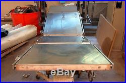 Shampaine and Will Ross Vintage 1950's Surgical Table VERY RARE REDUCED